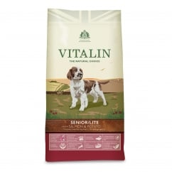 Natural Senior/Lite Dog Food Salmon & Potato 12kg