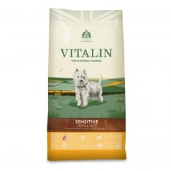 Natural Sensitive Adult Dog Food Lamb & Rice 2kg