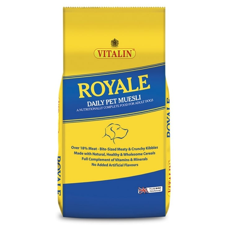 Vitalin Royale Complete Balanced Adult Dog Food 15kg