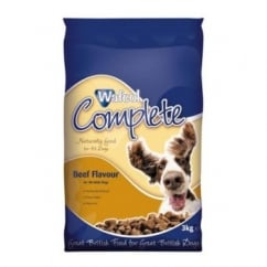 Wafcol Complete Adult Dog Food Beef 3kg
