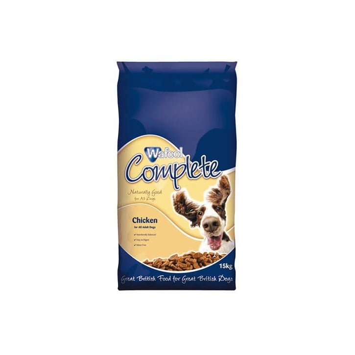 Wafcol Complete Adult Dog Food Maize Free Chicken 15kg