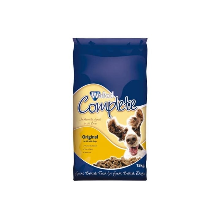 Wafcol Complete Adult Dog Food Maize Free Original 15kg