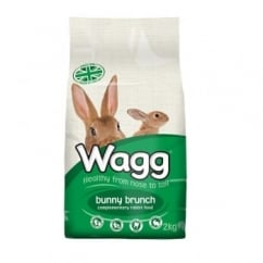 Bunny Brunch Complete Rabbit Food 2kg