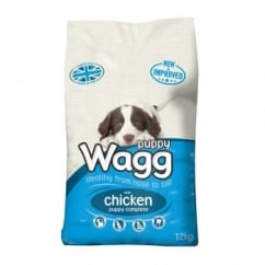 Complete Puppy Dog Food With Chicken & Veg 12kg