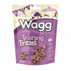 Dog Training Treats 125g