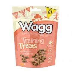 Dog Training Treats with Chicken & Cheese 100g