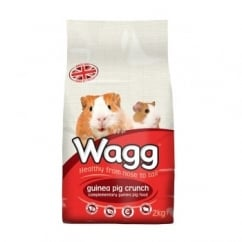 Guinea Pig Crunch Food 2kg