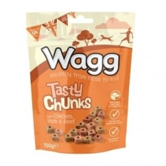 Tasty Chunks Dog Treat 150g