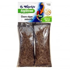 Waterlife AlgiStraw Cleans Algae in Ponds 2 Mats pack