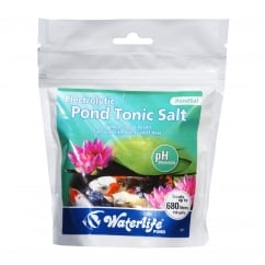 Waterlife PondSal Electrolytic Pond Tonic Salt 180gm Treats 680 Litres/150 Imp gall