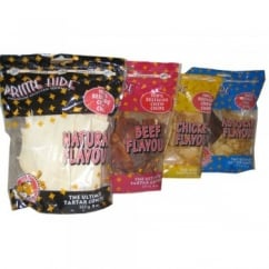 Webbox Prime Hide Chew Chips - Assorted 227gm