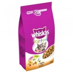 Whiskas Complete Kitten/junior Cat Food 2kg