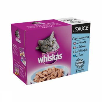 Harringtons Cat Food Pouches