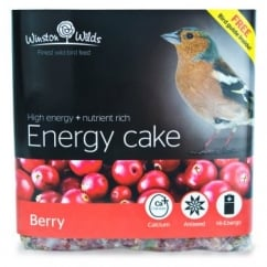 Winston Wilds Wild Bird Berry Energy Cake 325g