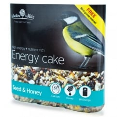 Winston Wilds Wild Bird Seed & Honey Energy Cake 325g