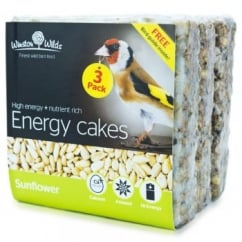 Winston Wilds Wild Bird Sunflower Energy Cake 3 x 325g