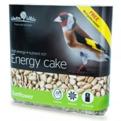 Winston Wilds Wild Bird Sunflower Energy Cake 325g
