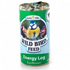 Winston Wilds Wild Bird Sunflower Energy Log 500g
